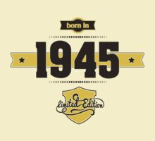 Born in 1945 (Choco&Yellow) by ipiapacs
