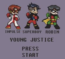 young justice go! by Hilariouswar