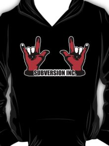 Rock On - Subversion Style T-Shirt