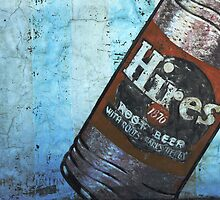 Hires Root Beer Mural by ZamaramaPhotog