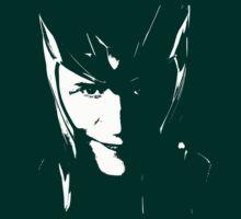 Loki's face by Erika62