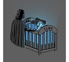 I'm Your Father Photographic Print