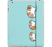 Mother Guinea-pig with Babies iPad Case/Skin