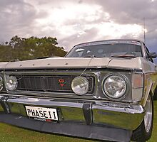 Phase II GT by Neil Bushby