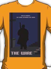 The Wire minimalist work T-Shirt