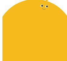 LocoRoco Yellow Kulche by justjasper
