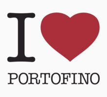 I ♥ PORTOFINO by eyesblau