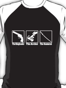 The Walking Dead - Classes - Game On! T-Shirt