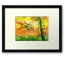 Spring 1 Framed Print