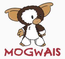 Mogwais by JerryFleming
