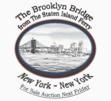 Brooklyn Bridge For Sale by James Lewis Hamilton