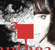 Fragmented Anthea by Anthea  Slade
