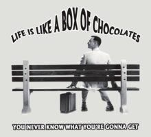 LIFE IS LIKE A BOX OF CHOCOLATES. by SoftSocks