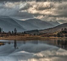 Loch Carrie by Fraser Ross