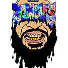 JUICE X Flatbush ZOMBiES Logo by Ben McCarthy