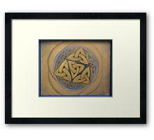 Golden Ring of the Hibernians Framed Print