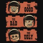 Good Cop Bad Cop Ugly Cop by Brandon Wilhelm