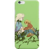 Oh how the fair folk play iPhone Case/Skin
