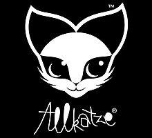 ALLKATZE * Space Cat - Weltraum-Katze - Chat d'Espace by schildwaechter