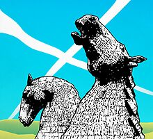 The Kelpies - Scotland's Pride! by heavyvoodoo