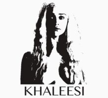 Khaleesi( Daenerys Targaryen from game of thrones) by saraquinlovesme