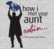 How I Met Your Aunt by waywardtees
