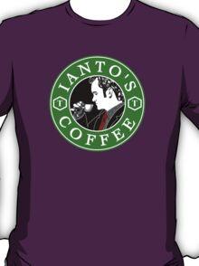 Ianto's Coffee T-Shirt