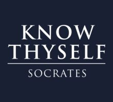 Know Thyself by inspires