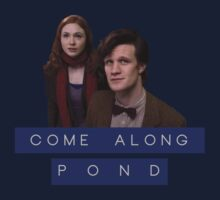 Come Along Pond by Katieandhercat