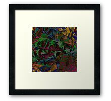Super Natural No.6 Framed Print