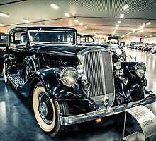 1933 Club Brougham by Graham Eariss