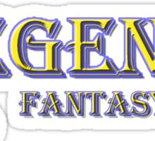 Legends Fantasy Sticker