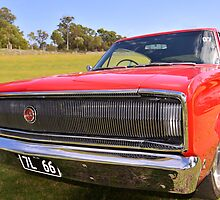 ccc9 - Red Charger by Neil Bushby