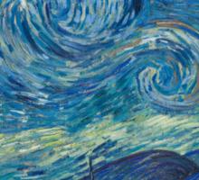 Van Gogh Sticker