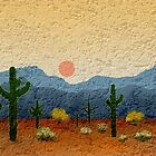 Desert Impressions by Gordon  Beck