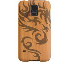 Wood Dragon Samsung Galaxy Case/Skin