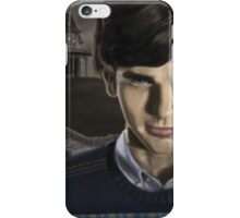 Norman Bates-Bates Motel iPhone Case/Skin