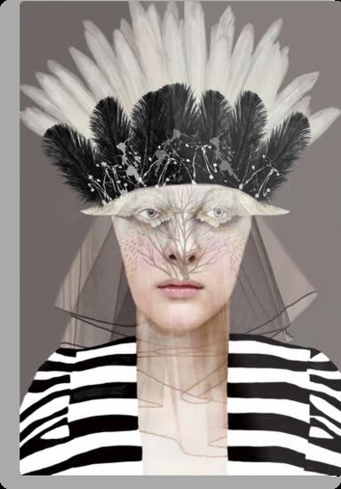 Feathers by Sarah Jarrett