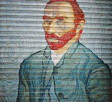 Vicent Van Gogh by StreetArtCinema