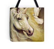 Purity and Peace Tote Bag