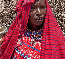 Masai Finery by phil decocco