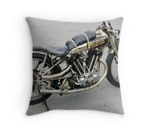 The Works Scrapper Throw Pillow