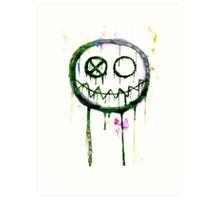 Fun Ghoul Art Print