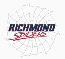 "College University ""Richmond Spiders"" Sports Baseball Basketball Football Hockey by artkrannie"