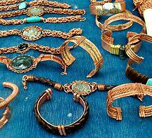 Bracelets by ekahn