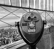 Empire State Building, New York City by Crystal Clyburn
