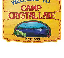 Camp Crystal Lake  by Holla  Pain Yo