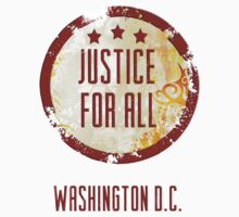 Justice For All by dejava