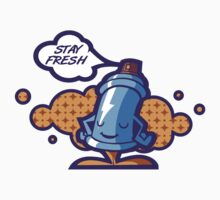 Stay Fresh by jonnychiba