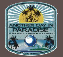 Bora Bora Surfer Paradise by dejava
